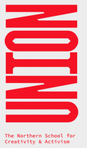 UNION - The Northern School for Creativity and Activism logo