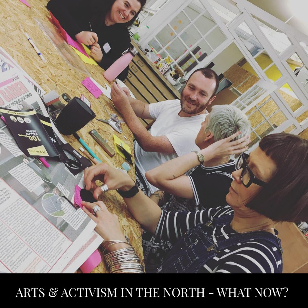 UNION19 - Arts and Activism - What Now?