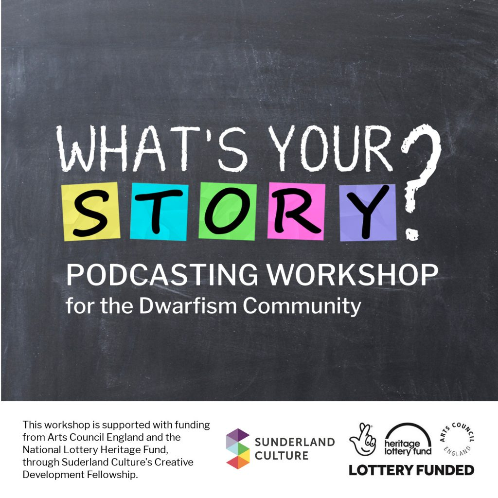 What's Your Story - podcasting workshop at ChapelFM Arts Centre in Leeds
